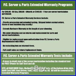 Dell PowerEdge R710 LFF Virtualization Server 8-C 48GB 4x300GB 15K 1.2TB PERC6i