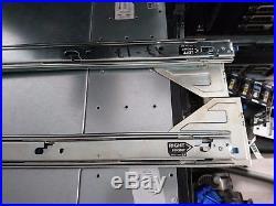 Dell PowerEdge R710 P187C 0P187C 2U Server Rail kit Rack mount express sliding
