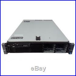 Dell PowerEdge R710 SFF Server 12-Core 2.26GHz L5640 24GB H700 4x 300GB 2.5 HDD