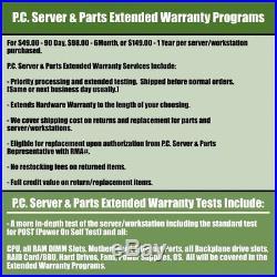 Dell PowerEdge R710 SFF Server 12-core 2.66GHz X5650 48GB PERC 6/i 4x 300GB 2.5