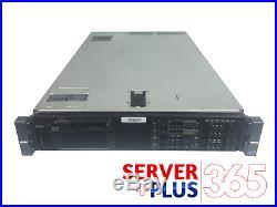 Dell PowerEdge R710 SFF Server 2x E5620 Quad Core 8GB RAM PERC6i 2 Trays