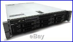 Dell PowerEdge R710 Server 2U 2x 2.40GHz E5530 Quad Core Xeon 48gb DVD-ROM