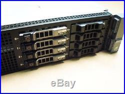 Dell PowerEdge R710 Server-2X Quad Core Xeon E5540 2.53GHz-72GB RAM-4X 146Gb
