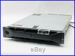 Dell PowerEdge R710 Server 2Xeon X5660 6-Core 2.80GHz CPU 32GB 5450GB 1600GB