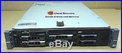 Dell PowerEdge R710 Server 2 x 2.66Ghz Quad Core Perc6 24GB 3x 146gb 15K 3.5 SAS