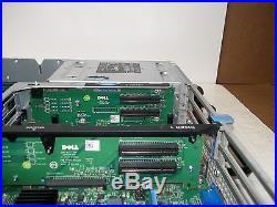Dell PowerEdge R710 Server 2x2.13GHz 8 Core 48GB 8x146GB SAS Perc6 Dual PS L5630