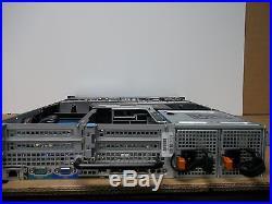 Dell PowerEdge R710 Server 2x3.33GHz 12 Core 96GB 4x300GB SAS H700 Dual PS X5680