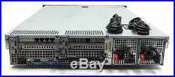 Dell PowerEdge R710 Server 2x 2.53GHz E5630 Quad Core Xeon 32gb DVD-ROM