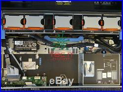 Dell PowerEdge R710 Server DUAL 2X6 Cores X5670 128GB RAM 2X200GB SSD H700 RAID