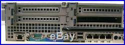 Dell PowerEdge R710 Server Dual Quad Core Xeon X5570 @ 2.93GHz, 2GB RAM, No HDD