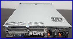 Dell PowerEdge R710 Server Dual X5670 CPU 288GB RAM H700 8x600GB HDD 2x 870W