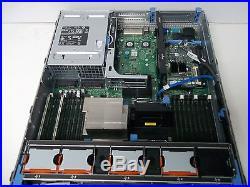Dell PowerEdge R710 Server Quad Core 2.26GHz 8GB RAM 2x146GB iDrac Enterprise