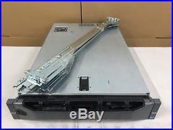 Dell PowerEdge R710 Server Xeon E5503 2.0 Ghz Dual-core 4GB Perc6 Dual PSU Rails