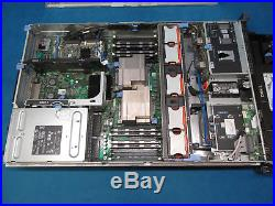 Dell PowerEdge R710 Server with 2x Xeon X5570 2.93GHz 32GB RAM No HDDs