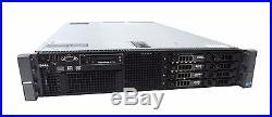 Dell PowerEdge R710 Virtualization Server 8-Core 32GB RAM 4x 300GB PERC6 iDRAC6