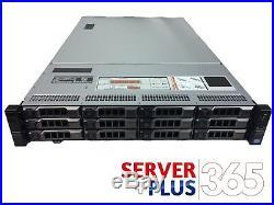Dell PowerEdge R720XD Server, 2x E5-2690 2.9GHz 8Core, 256GB, 12x 2TB, H710