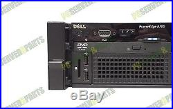 Dell PowerEdge R720 16-Core 2.2GHz E5-2660 32GB 16x 73GB 2.5 10K FM487 H310 16B