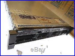 Dell PowerEdge R720 2U 2x Intel Xeon E5-2640 6-Core 2.5GHz 4GB Ram No HDD^