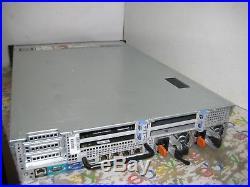 Dell PowerEdge R720 2U -2x Xeon E5-2667 6-Core 2.9GHz H710 Mini 2.5 220V- QTY +