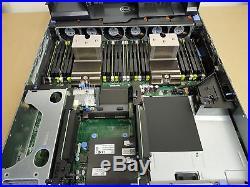 Dell PowerEdge R720 2U Server 2x E5-2609 V2 2.5Ghz 4 Core 64GB RAM Windows 2012