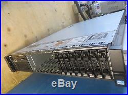Dell PowerEdge R720 2U Server 2x Intel Xeon E5-2640 6-Core 2.5GHz H710p 2.5 ^