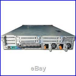 Dell PowerEdge R720 2U Server x2 Xeon E5-2630 2.30GHz 64GB RAM NO HDD