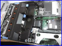 Dell PowerEdge R720 2U Srvr 2x XEON E5-2603 0 QC @ 1.80GHz 4GB PC3 H710 Mini +