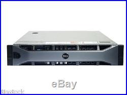Dell PowerEdge R720 2 x INTEL 8-CORE XEON E5-2670 192GB RAM 2U Rack Server