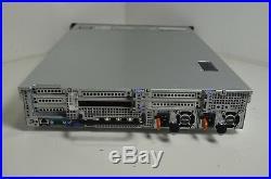 Dell PowerEdge R720 2x 2.6GHz E5-2630 v2 6-Core 128GB Server