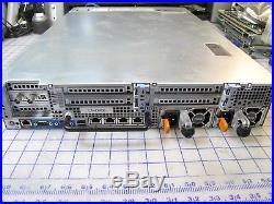 Dell PowerEdge R720 2x INTEL E5-2603 1.8 GHz (8 CORES) / 16GB / 6HDD 9TB