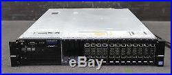 Dell PowerEdge R720 2x Intel E5-2609 2.4Ghz Quad Core 12GB Ram NO HDD Server