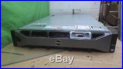 Dell PowerEdge R720 -2x Intel Xeon 8-Core @ 2.20Ghz (6x4GB-12800R) H710p 1xPSU