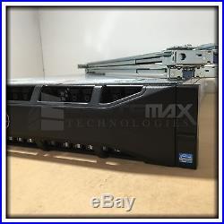 Dell PowerEdge R720 2x Xeon E5-2640 2.5GHz Rack Server with 64GB & 3x 1TB SATA