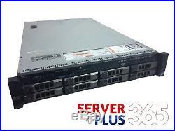 Dell PowerEdge R720 3.5 Server, 2x E5-2650V2 2.6GHz 8Core, 128GB, 8x Tray, H710