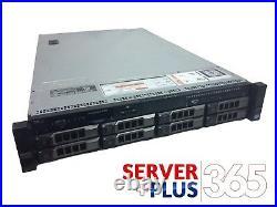 Dell PowerEdge R720 3.5 Server, 2x E5-2650V2 2.6GHz 8Core, 64GB, 8x Tray, H710