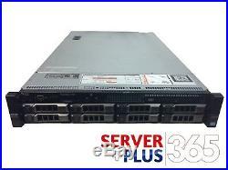 Dell PowerEdge R720 3.5 Server, 2x E5-2650 2.0GHz 8Core, 64GB, 8x Tray, H710