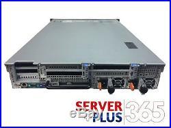 Dell PowerEdge R720 3.5 Server, 2x E5-2660 2.2GHz 8Core, 64GB, 8x Tray, H710