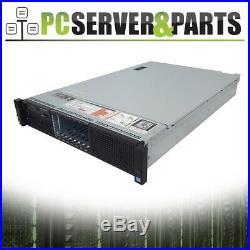 Dell PowerEdge R720 8B SFF Server 12-Core 2.00GHz E5-2620 H310 2x PSU No RAM HDD