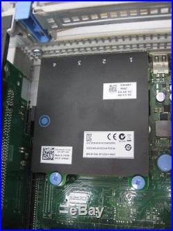 Dell PowerEdge R720 Dual 6 Core E5-2630L @ 2GHz 16GB RAM with H710 Mini + 0FM487