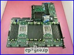 Dell PowerEdge R720 Dual Socket LGA2011 DDR3 Server Motherboard with RAID X3D66