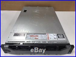Dell PowerEdge R720 Server 2 x Intel Xeon E5-2670 Eight Core @2.60Ghz 256GB PERC