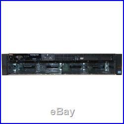 Dell PowerEdge R720 Server 2x Intel E5-2640 2.50Ghz 6-core 8GB No HDDs H710