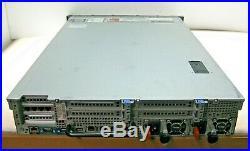 Dell PowerEdge R720 Server 2x Xeon Quad Core E5-2609 @ 2.4GHz, 65GB RAM, No HDD