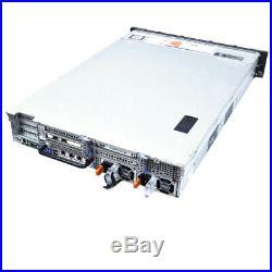 Dell PowerEdge R720 Server Intel Xeon E5-2640 2.50GHz 32GB PERC H710 No HDD