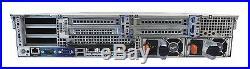 Dell PowerEdge R720 Server Xeon 12 Core 2.9GHz 64GB RAM 8x 2.5 Trays + Rails