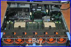 Dell PowerEdge R720 Server with 2x Intel Xeon E5-2660 V2 2.2GHz 10Core 120GB RAM