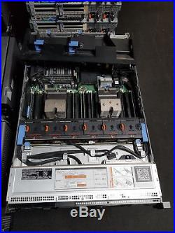Dell PowerEdge R720 -SixCORE-XEON E5-2620 (2.40GHz), 48GB-RAM, 8x300Gb, PERC H710