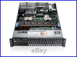 Dell PowerEdge R720 Xeon E5-2609 2.40GHz 24GB DDR3 H310 2x 146GB SAS 10K iDRAC7