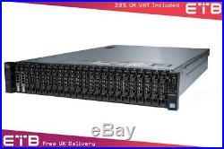 Dell PowerEdge R720xd 2 x E5-2609, 16GB, PERC H710