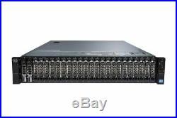Dell PowerEdge R720xd 2x Quad-Core E5-2609 16GB RAM 24x 2.5 HDD Bay 2U Server